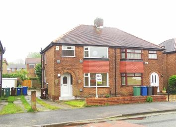 Thumbnail 3 bed semi-detached house for sale in Oak Lane, Whitefield, Whitefield Manchester