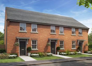 "Thumbnail 3 bedroom end terrace house for sale in ""Arley"" at Bearscroft Lane, London Road, Godmanchester, Huntingdon"