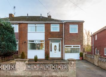 Thumbnail 4 bed semi-detached house for sale in Spruce Avenue, Wickersley, Rotherham