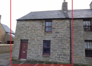 Thumbnail 1 bed terraced house for sale in Campbell Street, Thurso