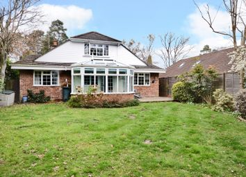 Thumbnail 5 bed detached house for sale in Curley Hill Road, Lightwater