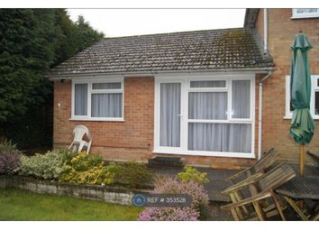 Thumbnail 1 bed flat to rent in Park Road, Woking