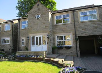 Thumbnail 5 bed detached house for sale in Millbrook Close, Shaw, Oldham