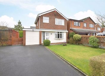 Thumbnail 3 bed detached house for sale in Beaulieu Close, Werrington, Stoke-On-Trent