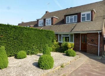 Thumbnail 3 bed semi-detached house for sale in Poveys Close, Burgess Hill