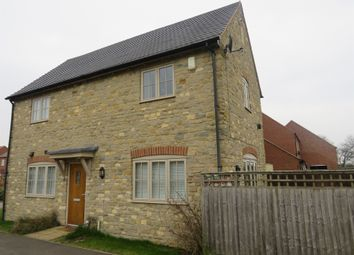 Thumbnail 2 bed detached house for sale in Hereburgh Way, Harbury, Leamington Spa