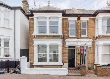Thumbnail 2 bed flat for sale in Seaview Road, Leigh-On-Sea, Essex