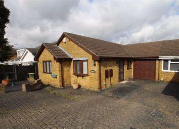 Thumbnail Detached bungalow for sale in Riverview Gardens, Hullbridge, Essex