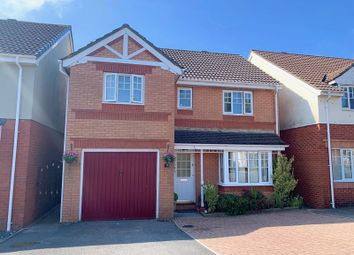 4 bed detached house for sale in Cwrt Y Coed, Brackla, Bridgend CF31
