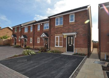 Thumbnail 3 bed town house to rent in Greengages, Keele Road, Newcastle-Under-Lyme