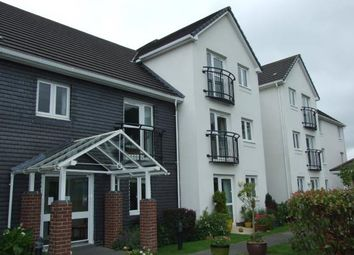 Thumbnail 1 bedroom flat for sale in Fair Park Road, Wadebridge, Cornwall