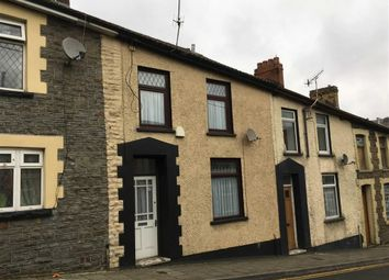 Thumbnail 2 bed terraced house to rent in Penrhys Road, Tylorstown, Ferndale