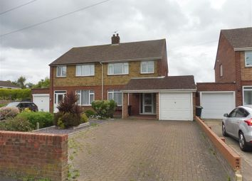 Thumbnail 3 bedroom property to rent in Carisbrooke Road, Gosport