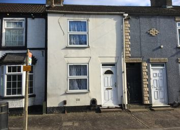 Thumbnail 3 bedroom terraced house for sale in Eastfield Road, Peterborough