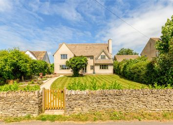 Thumbnail 4 bed detached house for sale in Oakridge Lynch, Stroud, Gloucestershire