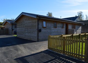 Thumbnail 2 bedroom lodge for sale in The Walled Garden, Llantwit Major