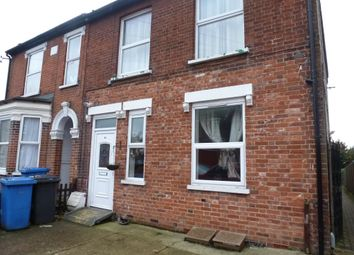 Thumbnail Flat to rent in Foxhall Road, Ipswich