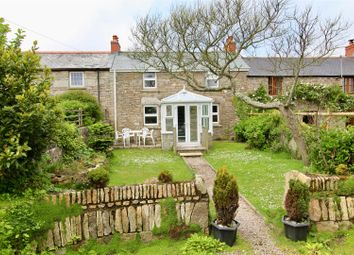 Thumbnail 3 bed cottage for sale in Troon Row, Breage, Helston