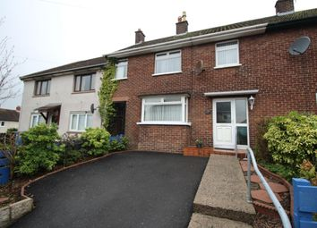 Thumbnail 4 bed terraced house for sale in Hill Crest, Bangor