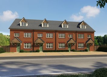 """Thumbnail 4 bedroom terraced house for sale in """"Grantham Mid"""" at Fobbing Farm Close, Basildon"""