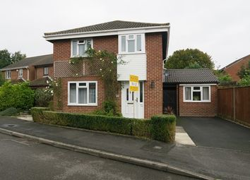 Thumbnail 4 bedroom detached house to rent in The Rushes, Marchwood