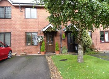 Thumbnail 2 bed mews house for sale in Cambridge Road, Macclesfield