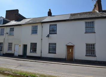 Thumbnail 2 bed cottage for sale in Castle Street, Tiverton