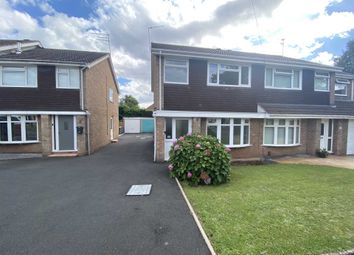 Thumbnail 3 bed semi-detached house for sale in Farleigh Drive, Wolverhampton