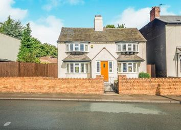 Thumbnail 3 bed detached house for sale in Church Road, Short Heath, Willenhall, West Midlands