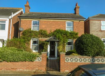 Thumbnail 3 bed detached house for sale in King Georges Avenue, Leiston, Suffolk