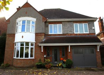 Thumbnail 5 bedroom detached house for sale in Mill Drove, Bourne