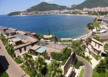Thumbnail 2 bed apartment for sale in Luxury Apartment In Budva, Montenegro
