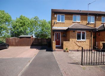 Thumbnail 2 bedroom property for sale in Woodcroft Close, Annitsford, Cramlington