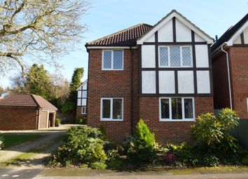 Thumbnail 4 bed detached house for sale in Cobbetts Ride, Tring