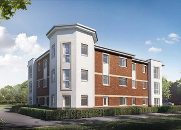 Thumbnail 2 bed flat for sale in Plot 255, Lime House, Hele Park