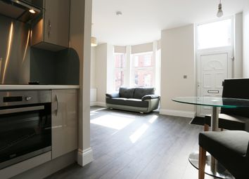 Thumbnail 1 bed flat to rent in Arpley Street, Warrington