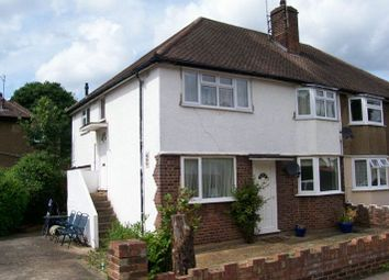 Thumbnail 2 bed maisonette to rent in Colindale Avenue, St Albans, 1