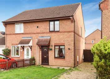 Thumbnail 2 bed semi-detached house for sale in Winchester Way, Sleaford