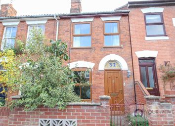Thumbnail 3 bed terraced house for sale in Alexandra Road, Beccles