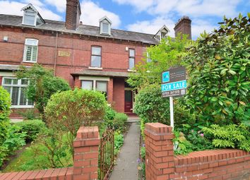 Thumbnail 4 bed terraced house for sale in Fairfield Road, Stockton Heath, Warrington, Cheshire