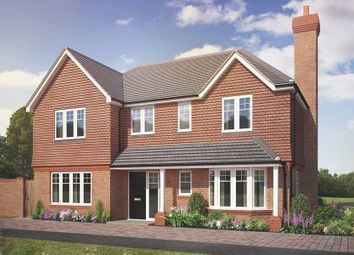 """Thumbnail 4 bed detached house for sale in """"The Osmore - Double Garage"""" at North Common Road, Wivelsfield Green, Haywards Heath"""