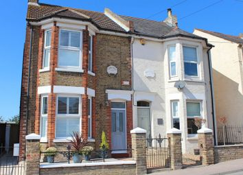 Thumbnail 3 bed semi-detached house for sale in Tothill Street, Minster, Ramsgate