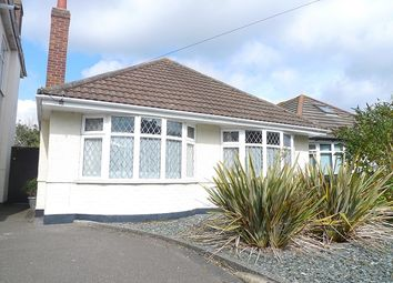 Thumbnail Bungalow for sale in Athlestan Road, Bournemouth