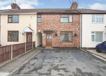 Thumbnail 3 bed terraced house for sale in East Avenue, Bedworth, Warwickshire