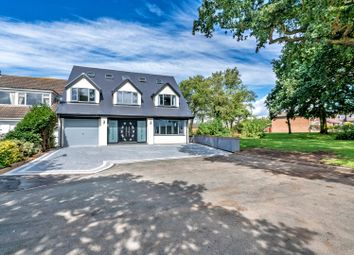 Thumbnail 6 bed detached house for sale in The Gables, Barnswood Close, Cannock