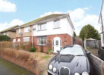 3 bed semi-detached house for sale in Queen Mary Avenue, Camberley, Surrey GU15