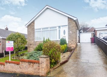 Thumbnail 3 bed detached bungalow for sale in The Dales, Bottesford, Scunthorpe