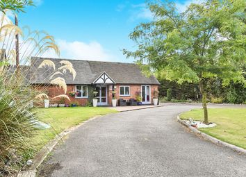 Thumbnail 4 bed bungalow for sale in Brook House Mews, High Street, Repton, Derby