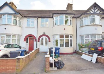 Thumbnail 3 bed terraced house to rent in Eastcote Avenue, Greenford, Middlesex
