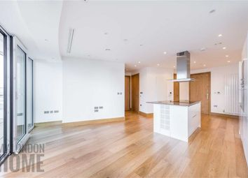 Thumbnail 1 bedroom property to rent in Arena Tower, Canary Wharf, London